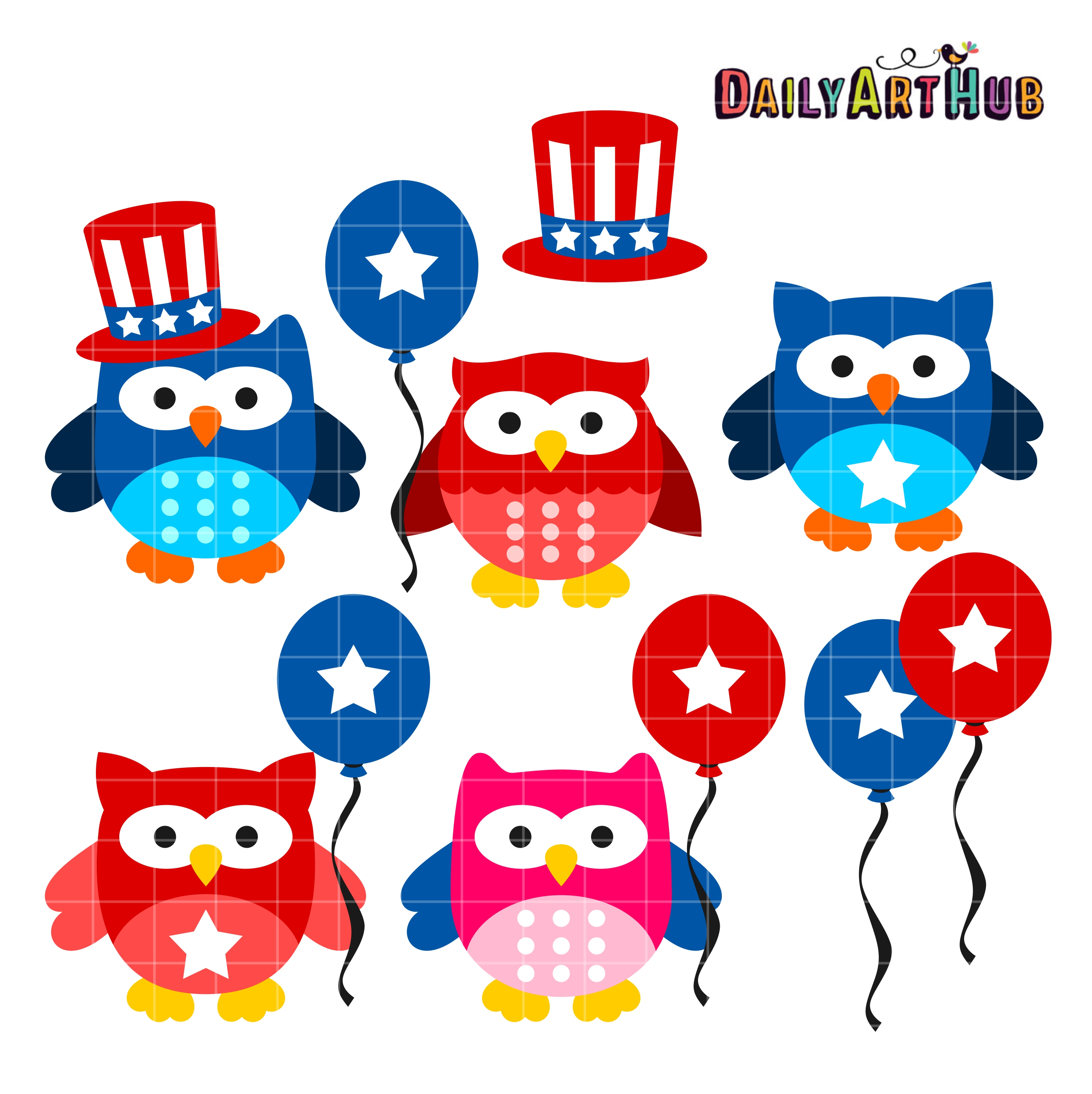 Baby clipart 4th july 4th 4th Art Daily Clip