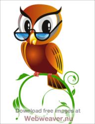 Owl clipart animated & Graphics bird clipart Owl