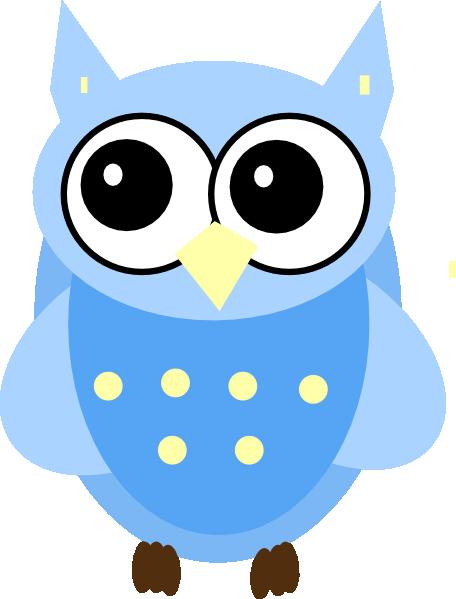 Light Blue clipart owl Owl as: clip Download Blue