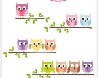 Owl clipart border Free Clip Border free printable