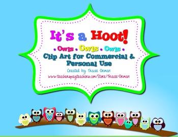 Owl clipart border For a Hoot! Owl