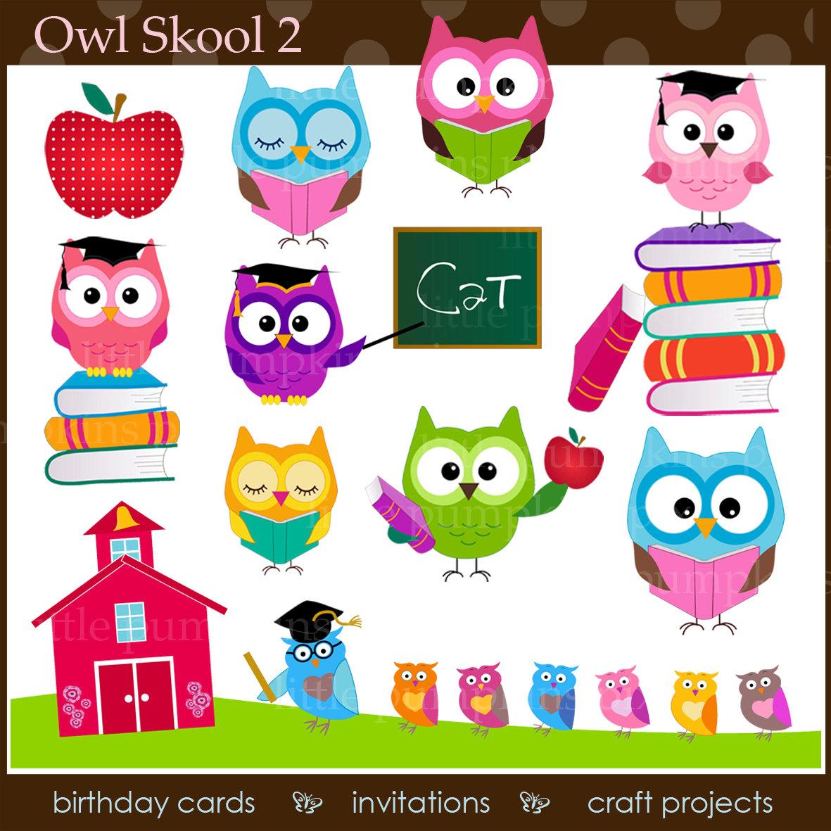 Owlet clipart cute teacher Art OWL 2 page page