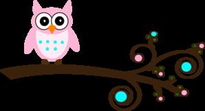 Owl clipart border Branch com Clip And Art