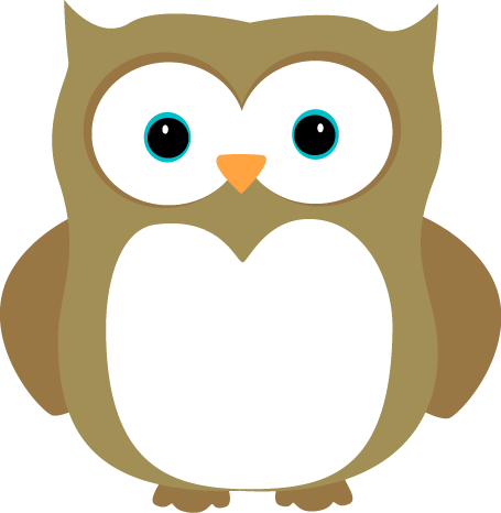 Owl clipart brown Owl Clip Art Owl Images