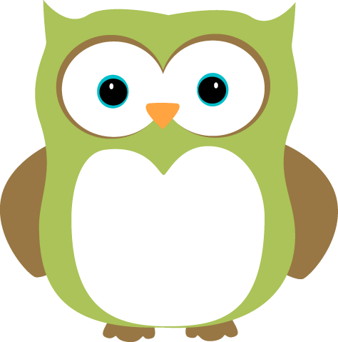 Owl clipart brown Brown Owl Owl and Owl