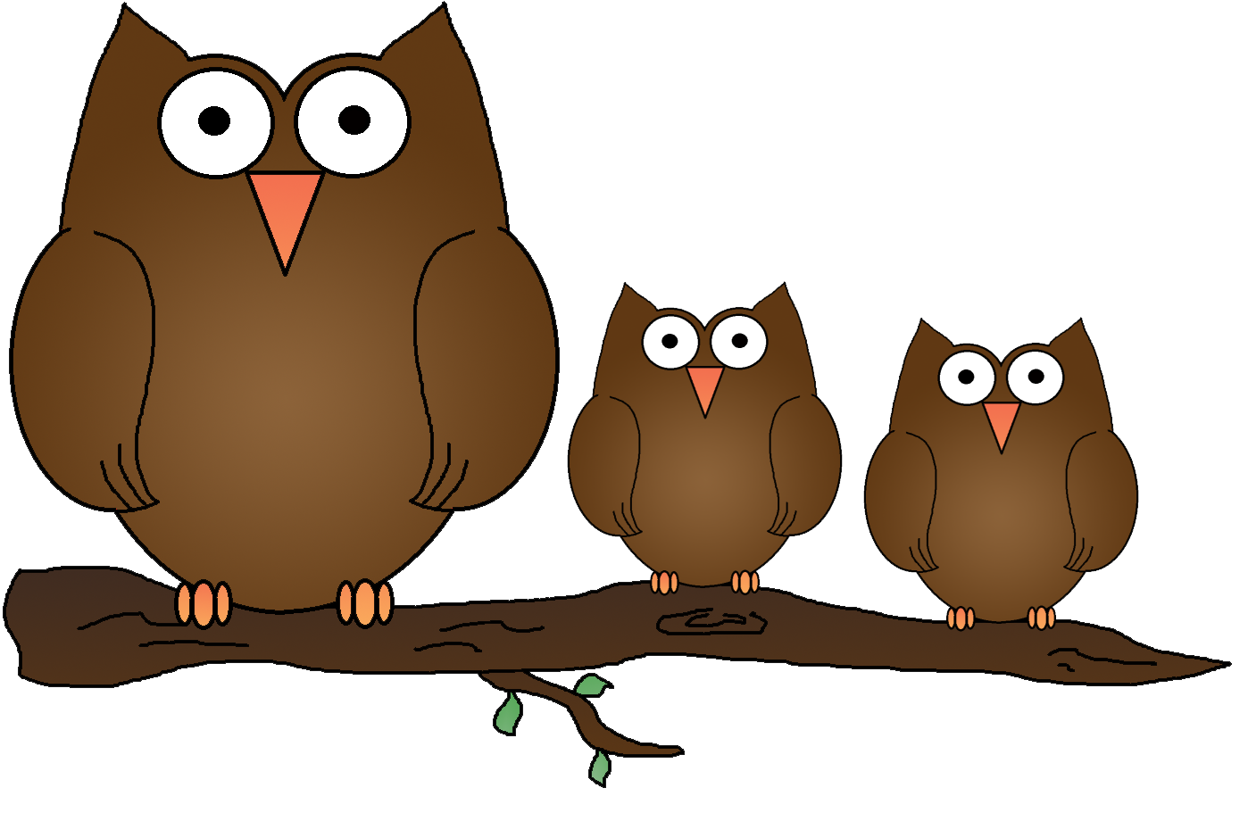 Owl clipart brown Clipart Clipartion Free Clip Owl