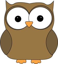 Owl clipart brown Weather art  Owl Owl
