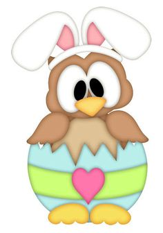 Owl clipart bunny CHICK CLIP CLIP ART AND