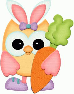 Owl clipart bunny Art on Pinterest more Bunny