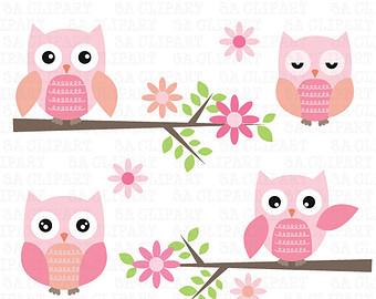 Owl clipart butterfly Art art CLIP clipart Clipart