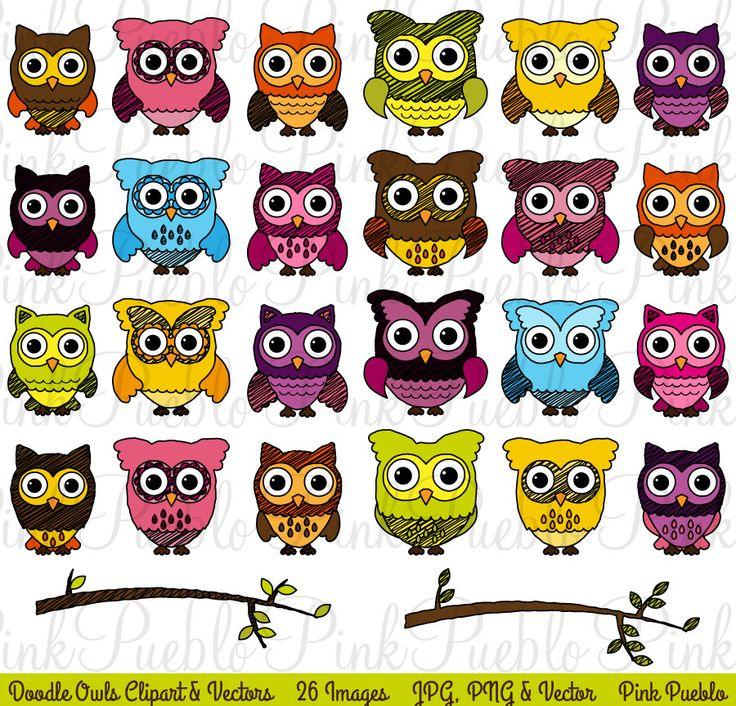 Owl clipart butterfly Best Vectors Clip Clip Owl
