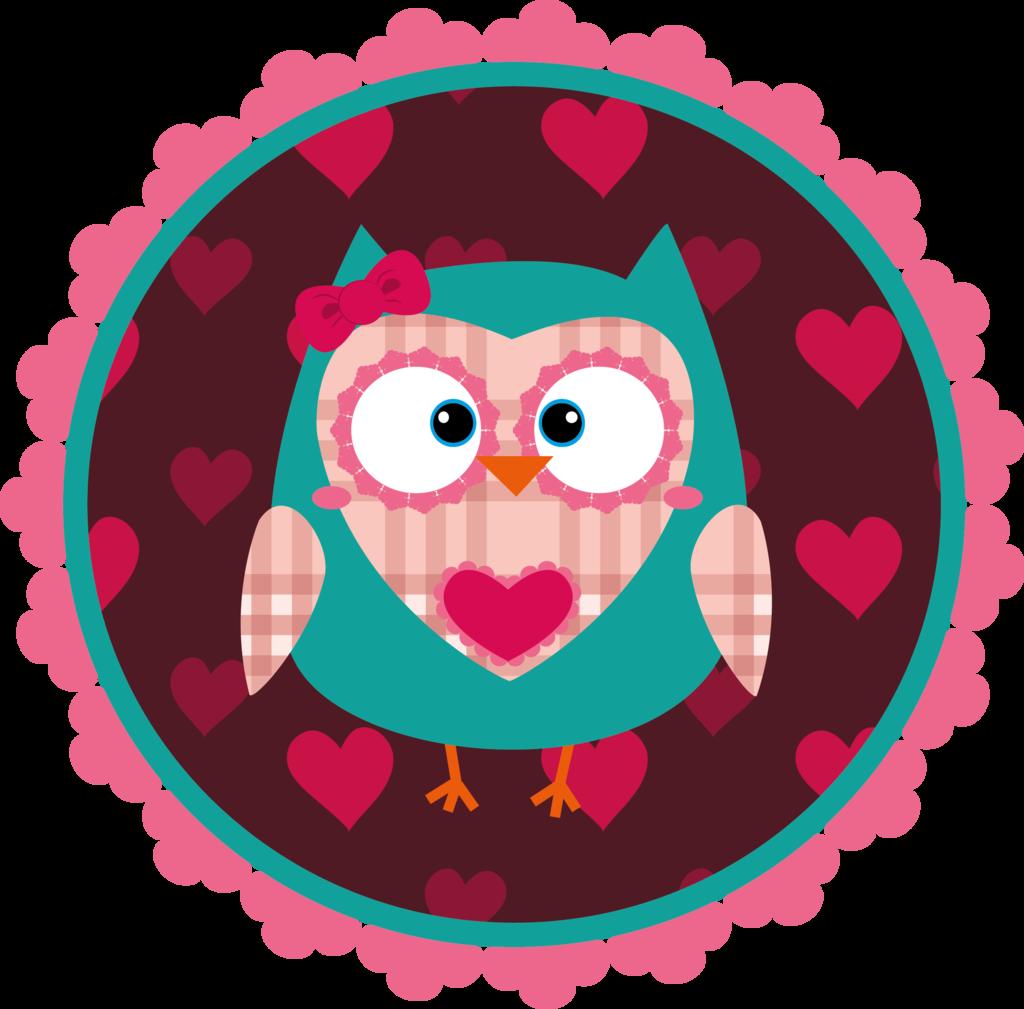 Owl clipart circle Clip png Google  cartoon