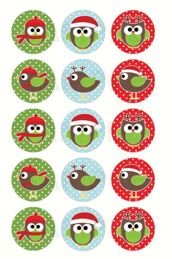 Owl clipart circle Explore Christmas and Bernabé Sarah