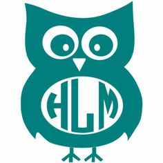 Owl clipart circle Owl with Font Pinteres… …