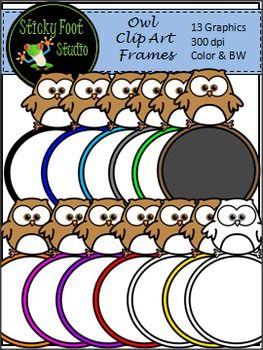 Owl clipart circle Owl 75 best Freebie Animals