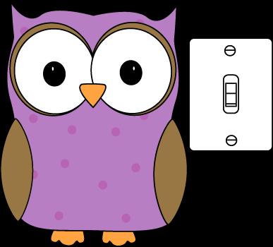 Lights clipart classroom job Clip Owl Clip Job Lights