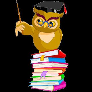 Owlet clipart cute teacher Life more!  Desenhada coruja