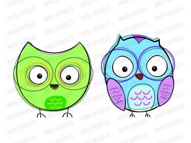 Owlet clipart pastel Cute Art cute cartoon owl