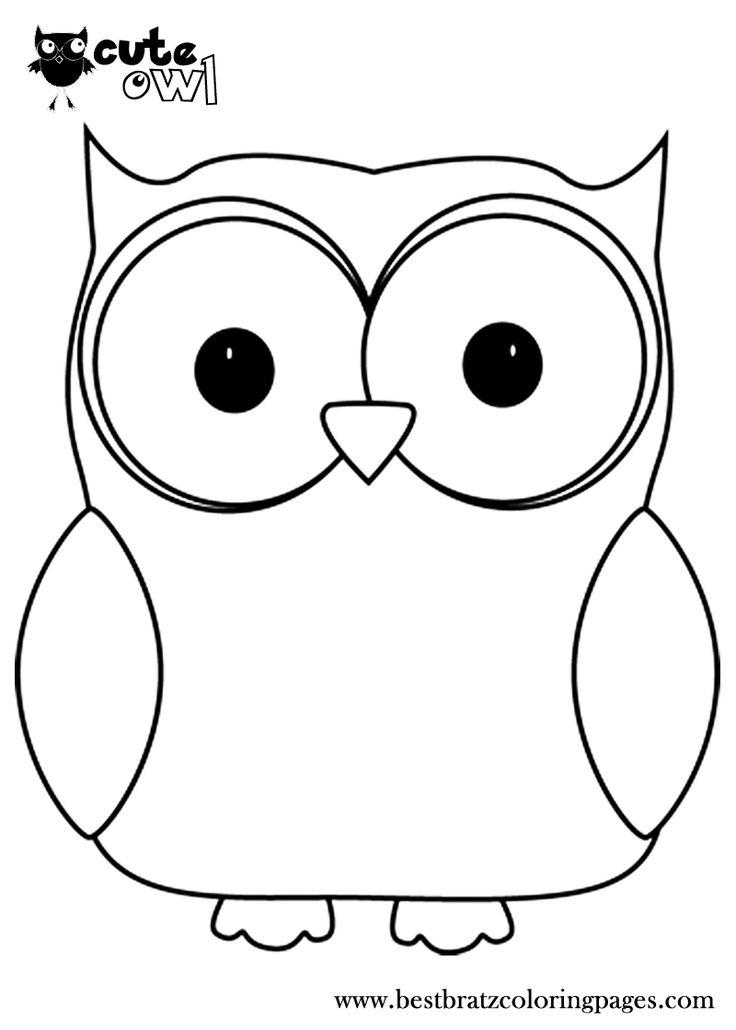 Color clipart owl Owl clipart owl Print Free