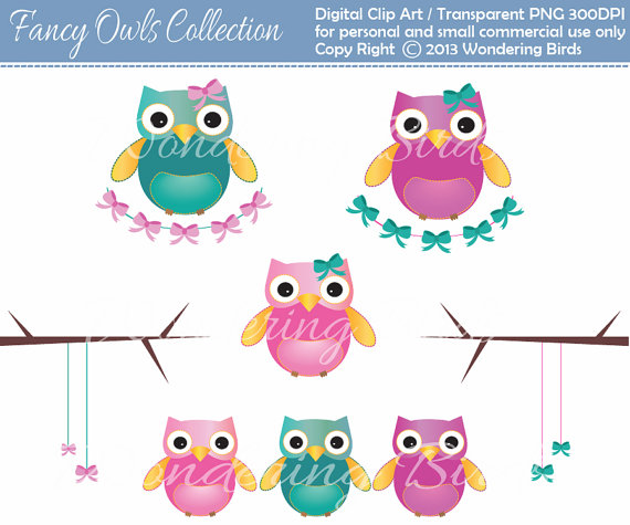 Owl clipart fancy Clip Clipart  Owls Owl