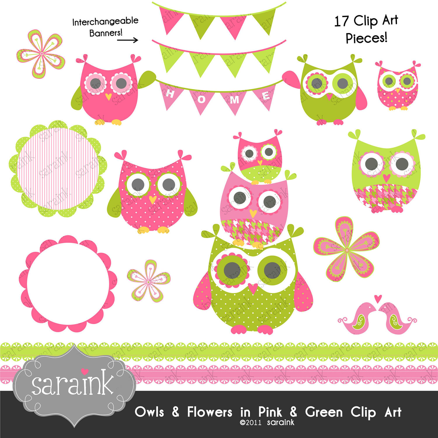 Owl clipart rain & Personal Clipart Lime this