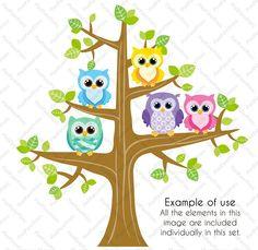 Owl clipart friend Owl clipart clipart Friends owl