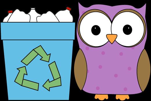 Owlet clipart classroom Job Images Classroom Owl Recycler