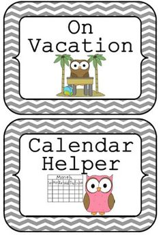 Owl clipart helper Helper! classroom a and School
