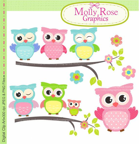 Owl clipart kindergarten Owls Scrapbooking Art owls art