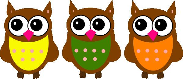 Owl clipart kindergarten  Kindergarten ISD Bremond Mrs