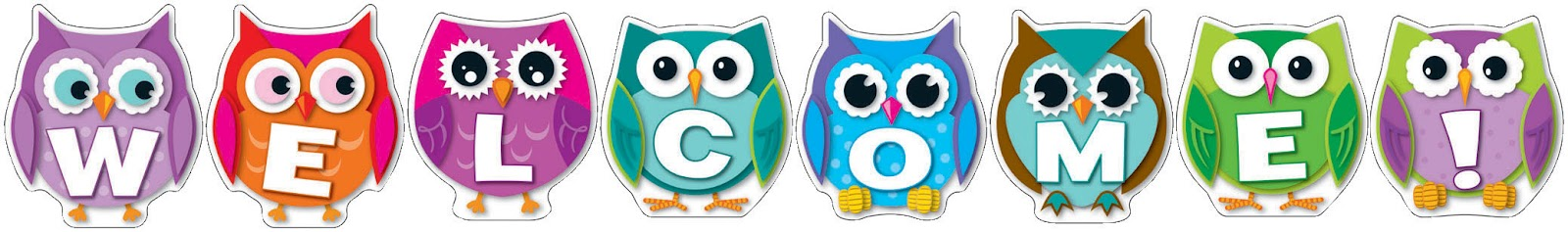Owl clipart meeting Welcome Welcome Clipart Owl Download