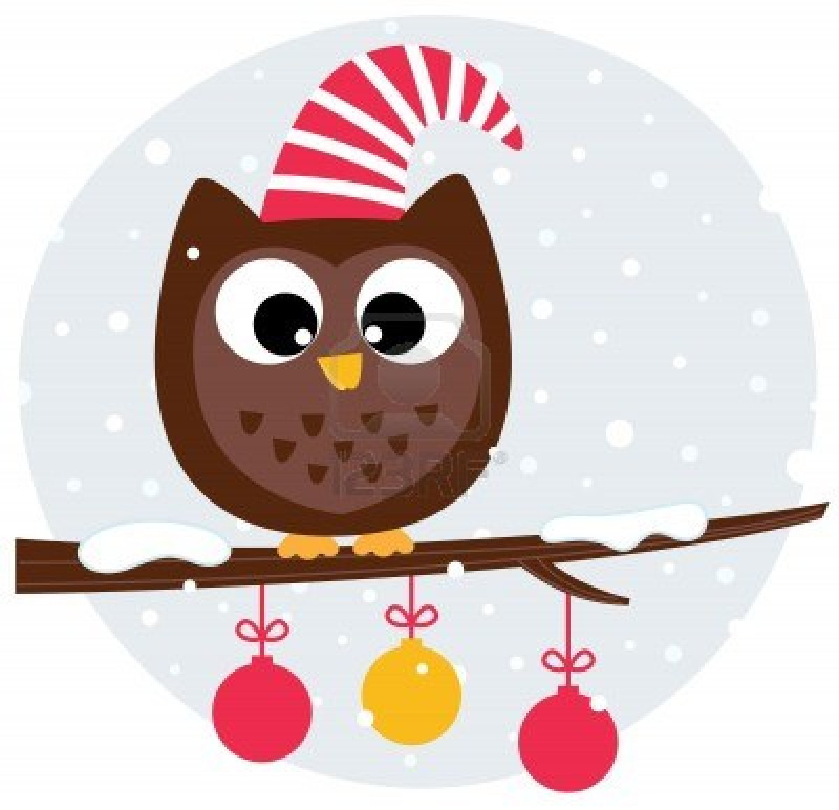 Owl clipart merry christmas OwlsChristmas Photographer: (photos on