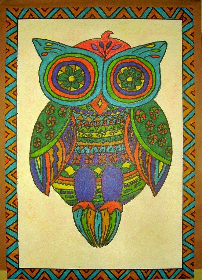 Owlet clipart mexican Mexican & GLITTER  Folk