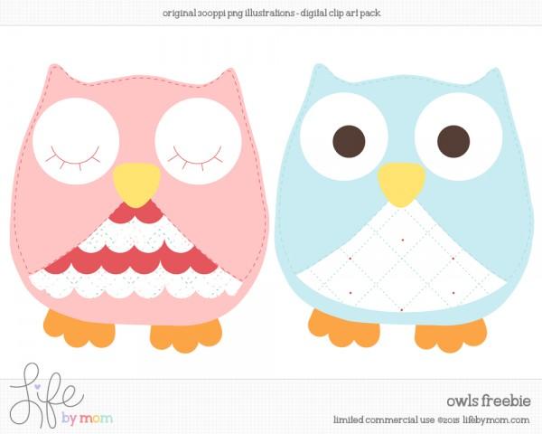 Owl clipart mom Www ART By Life DIGITAL