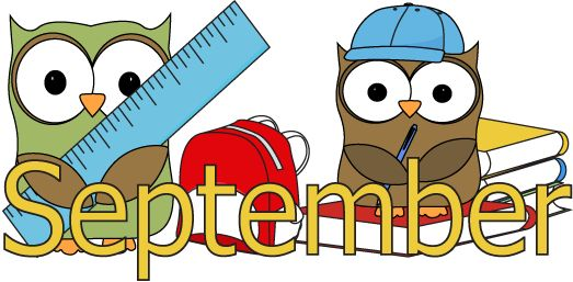 Owl clipart september Gallery Weather Images Clipart September