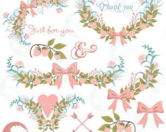 Owl clipart shabby chic Girl Pink clipart forest Owl