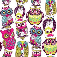 Owl clipart shabby chic Bunting Kidston plastic Art Owl