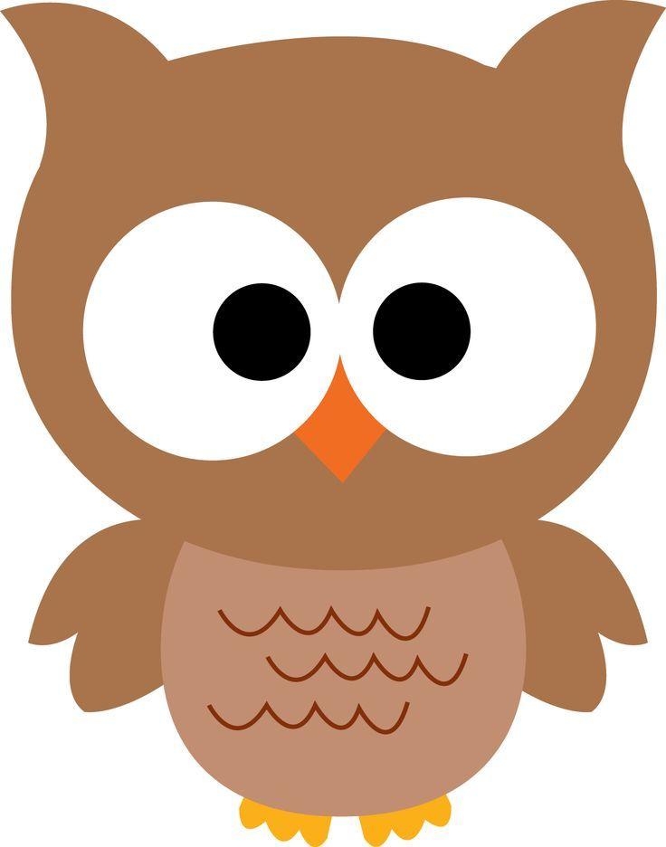 Simple clipart owl 22 Pinterest OWLS CLIPART 14