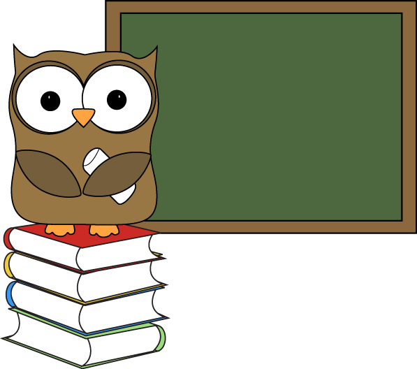 Bobook clipart chalkboard With and Images Art Owl