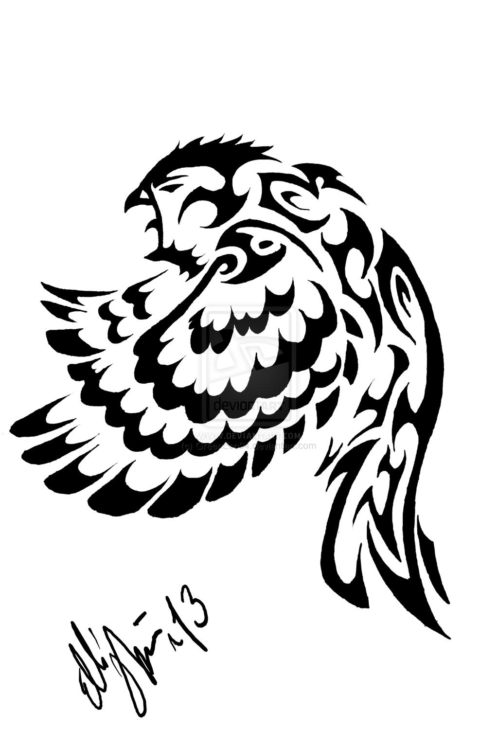 Owl clipart tribal Art  Owl Tribal Download