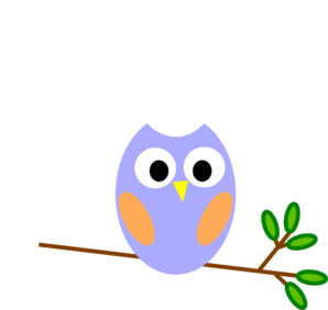 Owlet clipart Clker com Clip clip art