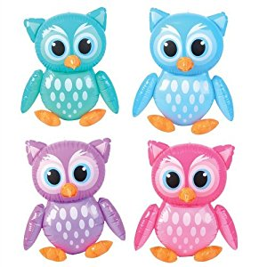 Owlet clipart birthday party Party INFLATES/Birthday Amazon DECORATIONS/Decor/FAVORS/Inflatables/You're