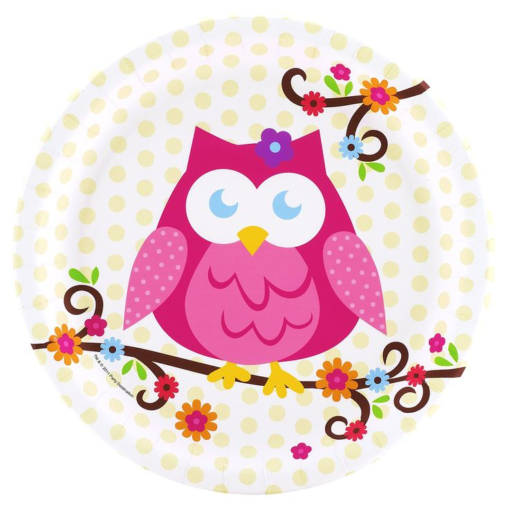 Owlet clipart birthday party On Birthday images best Blossom