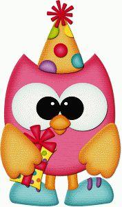Owlet clipart birthday party And family Family (рисунки) Owl