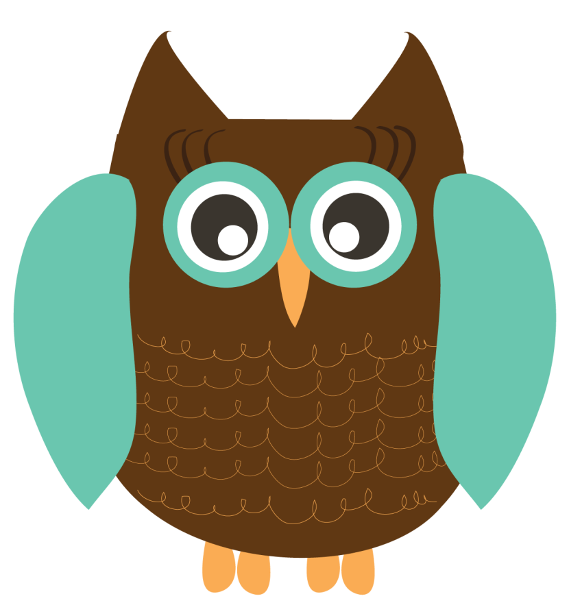 Owlet clipart brown Clipart Clipart Owl Crafthubs Owl