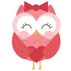 Owlet clipart bunny Product Cuttables Pin  this