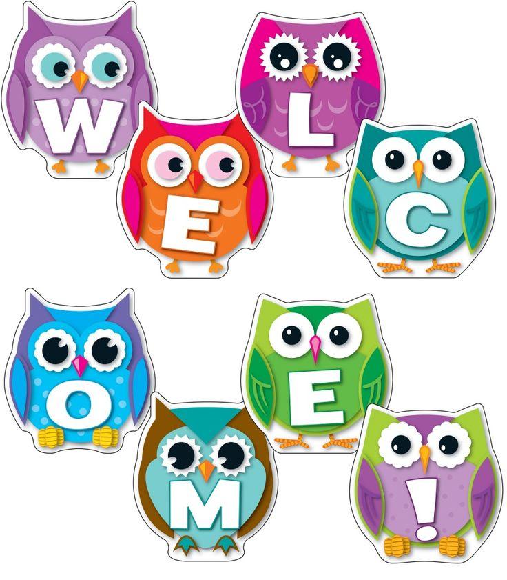 Owlet clipart classroom Owl best bulletin Owl Pinterest
