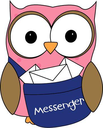Owlet clipart classroom Uiltjes images classroom Owl Messenger