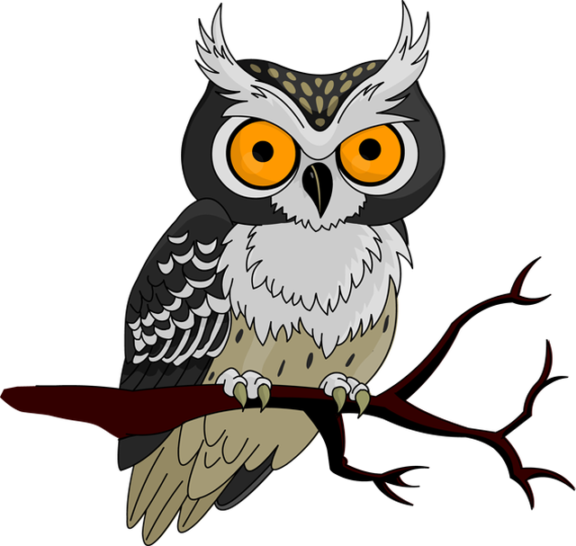 Owlet clipart creepy Scary Owl Scary Pictures Car