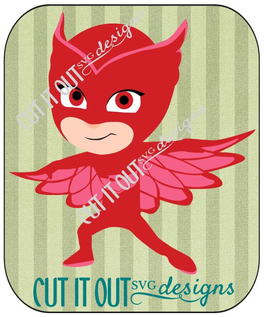Owlet clipart disney Images PJ or best MASK